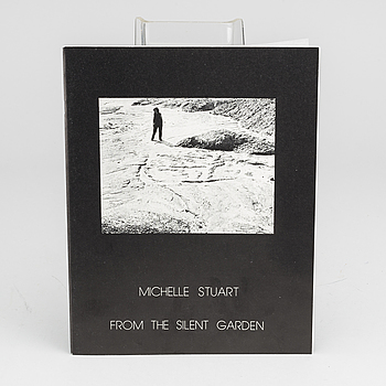 "MICHELLE STUART, häfte ""From the Silent  Graden"" 1979."