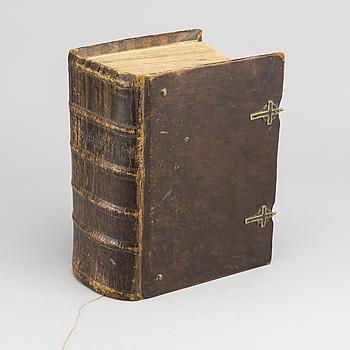 BIBLIA, DET ÄR ALL DEN HELIGA SKRIFT... Norrköping 1851.