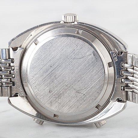"Heuer, autavia, ""jo siffert"", mark 6, kronograf, armbandsur, 42 mm,"