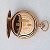 Ulysse nardin, locle & genève, fickur, 52,5 mm, savonett,