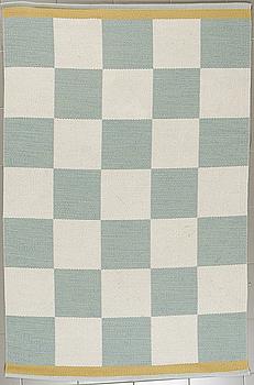 """MATTA, dubbelväv, """"Arkad Checkerboard"""", Gunilla Lagerhem-Ullberg, Kasthall, 200 x 131 cm."""