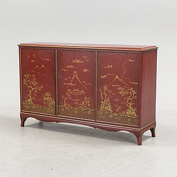 A chinese 20th century cabinet.