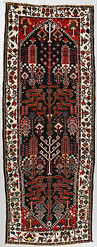 MATTA, Bakhtiari, semiantik, 268 x 104 cm.