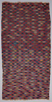 MATTA, Shahsavan, semiantik, kelim. Ca 290 x 146 cm.