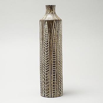 MARI SIMMULSON, vas, stengods, Upsala-Ekeby, 1900-talets andra hälft.