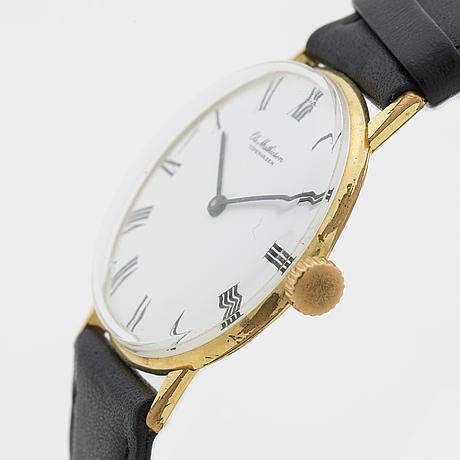 OLE MATHIESEN, wristwatch, 33 mm, - Bukowskis