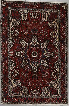 MATTA, Bakhtiari, old/semiantik, 204 x 137 cm.