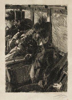 """152. Anders Zorn, Omnibus""""."""