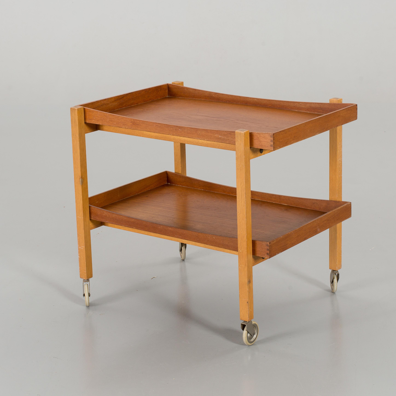 Auktionstipset - SERVERINGSVAGN IKEA 1900-talets andra hälft