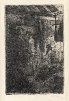 "155. Anders Zorn, ""Dance at Gopsmor""."