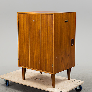 A second half of the 20th century teak cabinet.