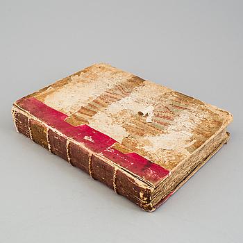 """BOK, """"De Morbis Venereis"""", Jean Astruc, 1740."""