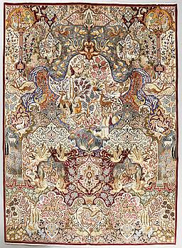 MATTA, Kashmar, 345 x 250 cm.