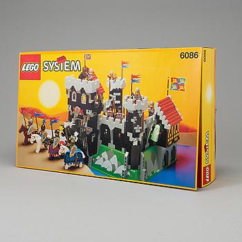 LEGO SYSTEMS, 6086, Danmark ca 1992.
