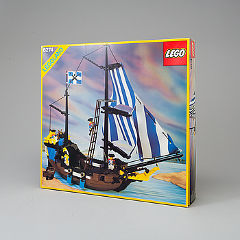 LEGO SYSTEMS, 6274, Danmark ca 1989.