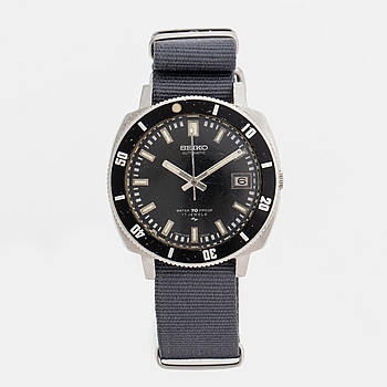 SEIKO, (Water 70 Proof), armbandsur, 39 mm,
