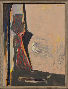 CARL OTTO HULTÉN, CARL OTTO HULTÉN, oil on canvas, signed,