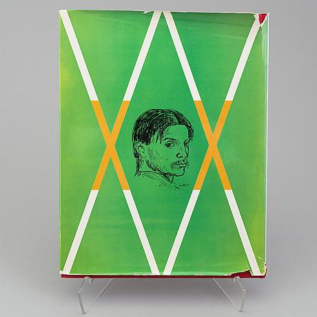 """Book, """"hommage a picasso"""", numéro spécial de xxe siècle"""", g.di san lazzaro."""