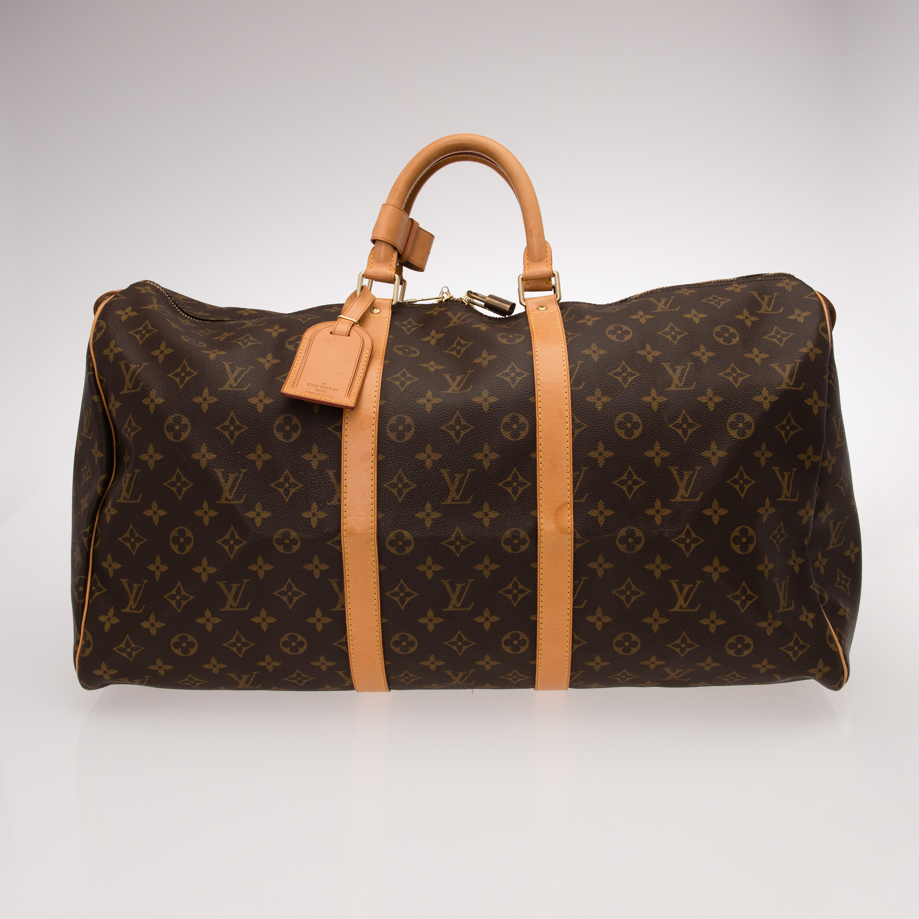 Louis Vuitton Aito Laukku : Laukku quot keepall louis vuitton bukowskis