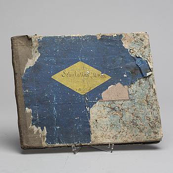 BOOK, JOHANN WALCH 1819.
