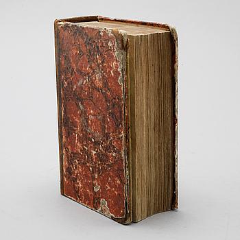 """NYA TESTAMENTET, D. N. Iesv Christi Testamentum novum... sumptibus Henrici Laur"""", Amsterdam, 1647."""