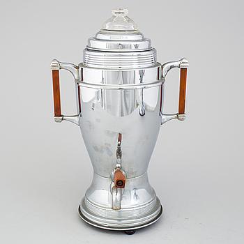 PERKOLATOR, Continental Silver Co Inc, USA, 1900-talets mitt.