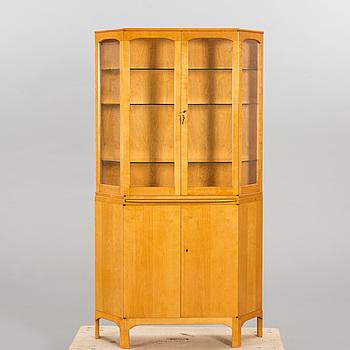 """CARL MALMSTEN, vitrinskåp, """"Undantaget"""" 1950-tal."""