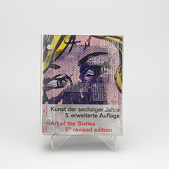 BOK, Kunst der sechziger Jahre. 5. verbesserte Auflage. Art of the Sixties. 5 rd enlaged edition, Köln 1971.