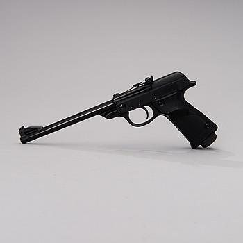 LUFTPISTOL, Walther LP53, Tyskland. I produktion 1953-1976.