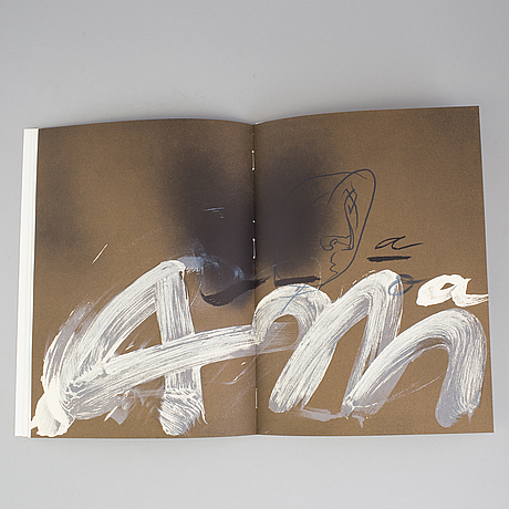"""DerriÈre le miroir,""""hommage à marguerite et aimé maeght"""" no. 250, 1982."""