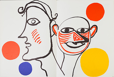 Four derriÈre le miroir, no. 141, 156, 212, 221, 1963-1976.