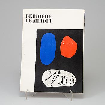 DERRIÈRE LE MIROIR, No. 57-58-59, 1953.