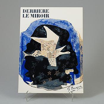 DERRIÈRE LE MIROIR, tidskrift, No. 115, 1959.