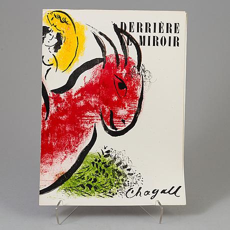 Derrière le miroir, no. 44-45, 1952.
