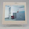 """Book, """"kontor / office"""", lars tunbjörk, bokförlaget max ström, 2002."""