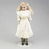 A armand marseille porcelain doll from around 1900