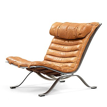 6. Arne Norell, an 'Ari' easy chair by Norell Möbel AB, Sweden, probably 1960's-70's.