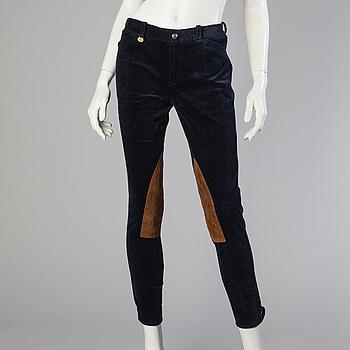 BYXOR, 3 st, Ralph Lauren, storlek 6.