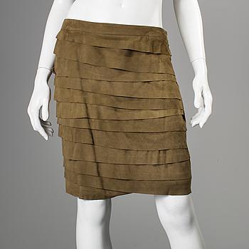 Skirt by Ralph Lauren.