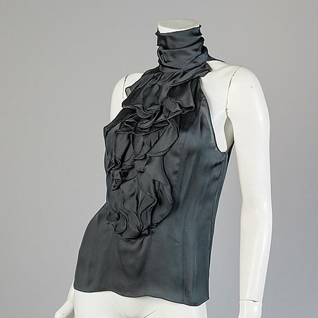Skjorta samt top, ralph lauren, storlek 4