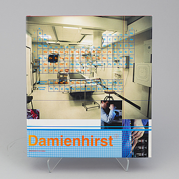 """BOK, """"Damien Hirst"""", Booth-Clibborn Editions, London 1997."""