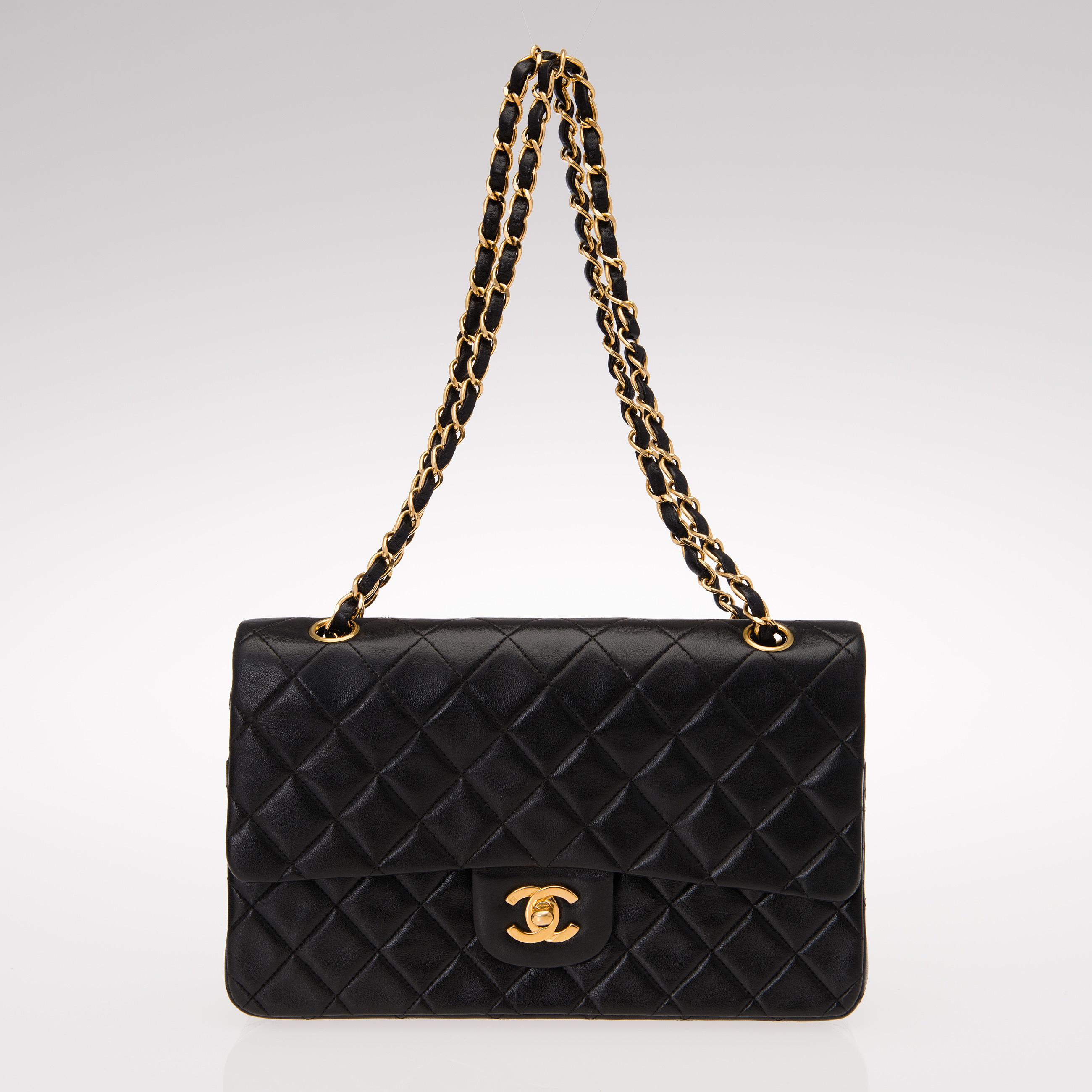 Ostetaan Chanel Laukku : Laukku quot double flap bag chanel bukowskis