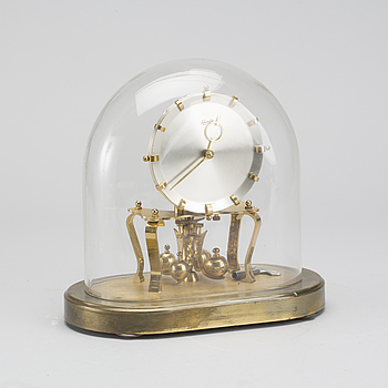 KUNDE, mantel clock, late 20th century,