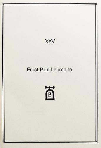 """3 volumes (4,5,6) of """"die anderen nürnberger"""", frankfurt 1975 81"""