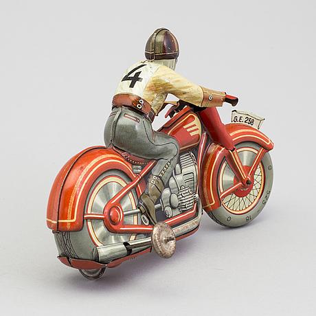 A technofix  motorbike germany ca 1950