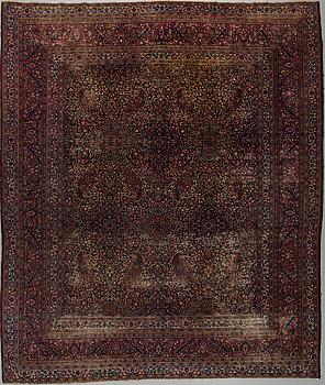 MATTA, Semiantik Meshed. Ca 360 x 305 cm.