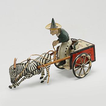 A Lehmann toy, 'Zikra', nr 752, Germany, 1924-35.