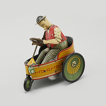 A Lehmann toy, 'Mixtum', no. 775, Germany, 1927-41.