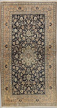 MATTA, Nain, part silk, 6 LAA, around 200 x 107 cm.