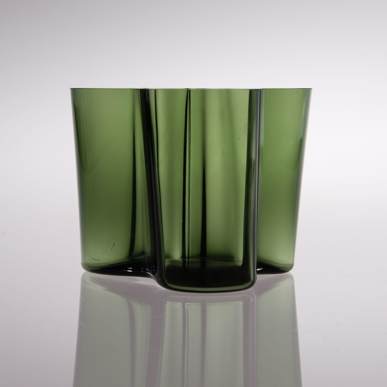Alvar aalto a 50 year jubilee savoy vase signed a aalto 1936 10578656 bukobject reviewsmspy